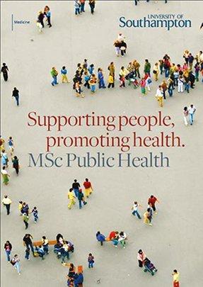 MSC Public Health, Nutrition UK